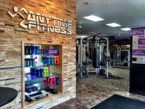 Anytime fitness guest pass