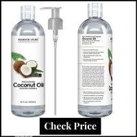 Best fractionated coconut oil