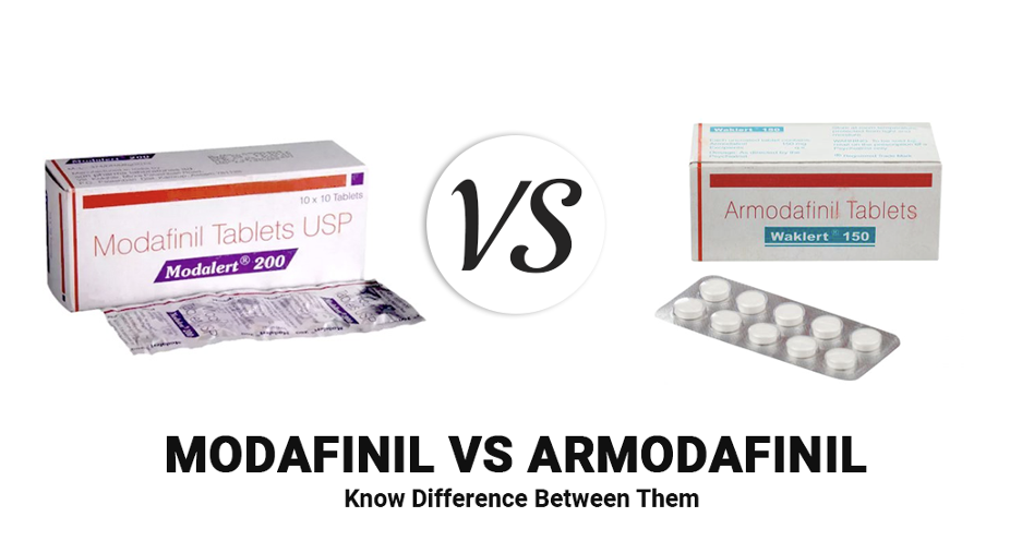 Modafinil vs Armodafinil Know Difference Between Them