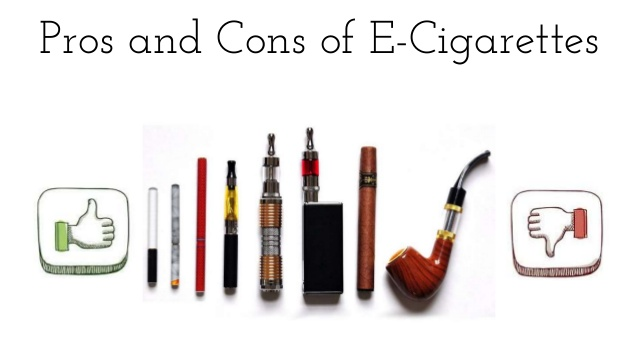 Pros and Cons of Electronic Cigarettes