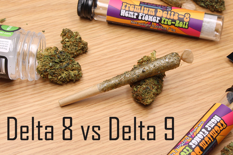 Do You Know Your THC? A Guide to Delta-8 vs. Delta-9