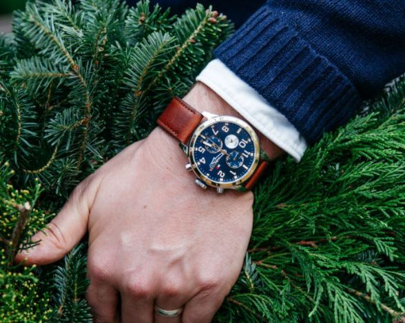 Tommy Hilfiger Iconic Watches
