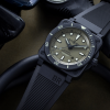 Watch Review: The New Limited Edition Bell & Ross BR 03-92 Diver Military