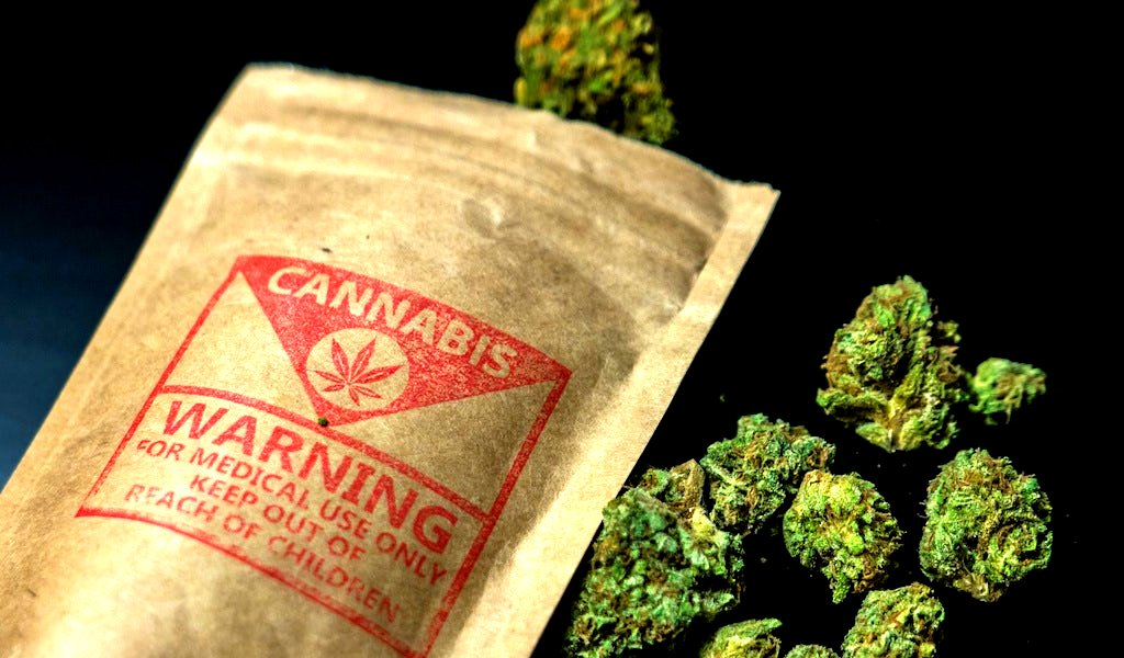 What to Print on California Label Cannabis?