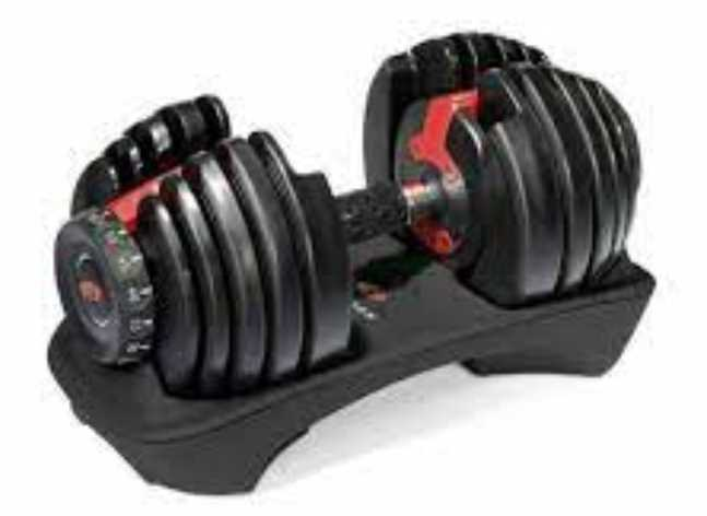 How much does a full rack of dumbbells cost