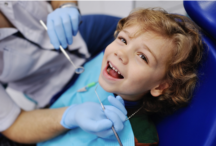 How to Take Care of Your Child's Teeth