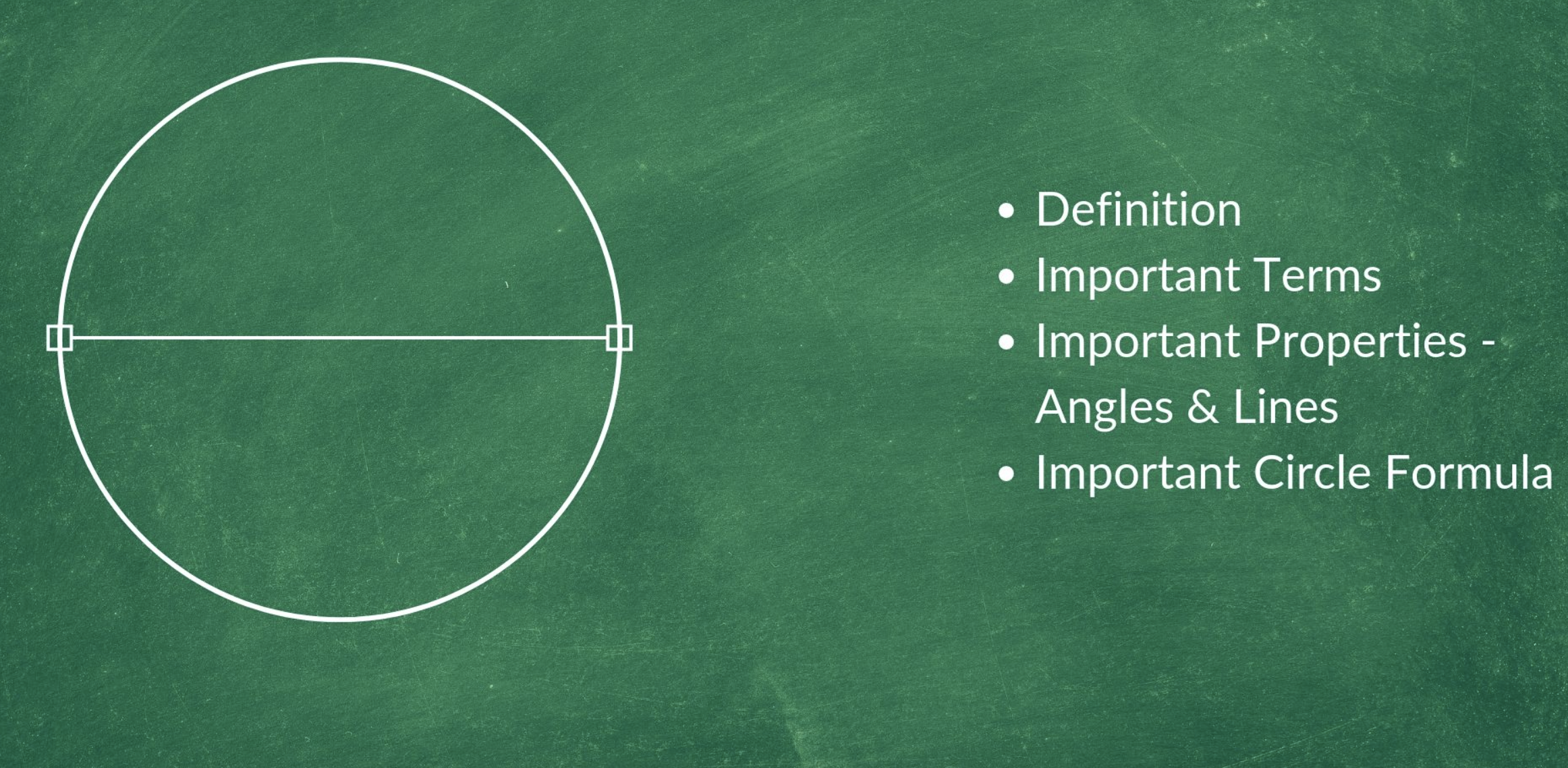 What are the Basic Things Which You Should Know About the Diameter of a Circle?