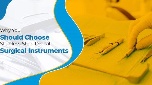 stainless steel dental instruments