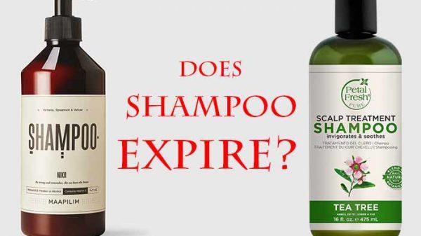 Does Shampoo Expire?